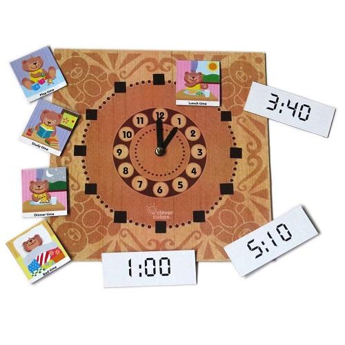 Buy Clever Cubes Talk Time Board Game - GiftWaley.com