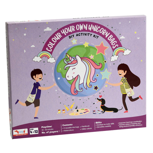 Buy CocoMoco Colour Unicorn Bag Set - GiftWaley.com