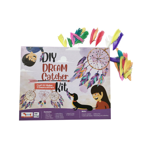 Buy CocoMoco Dream Catcher Activity Craft Kit - GiftWaley.com