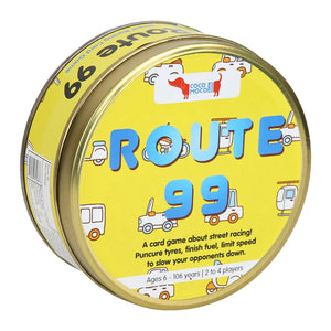 Buy CocoMoco Route 99 Card Game - GiftWaley.com
