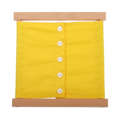 Buy HABA Frame Small Buttons Montessori Material - GiftWaley.com