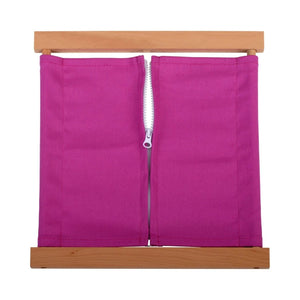 Buy HABA Frame Zipping Montessori Material - GiftWaley.com