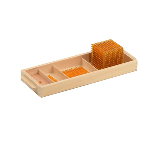 Buy HABA Introduction To Decimal Quantity with Tray Montessori Material - GiftWaley.com