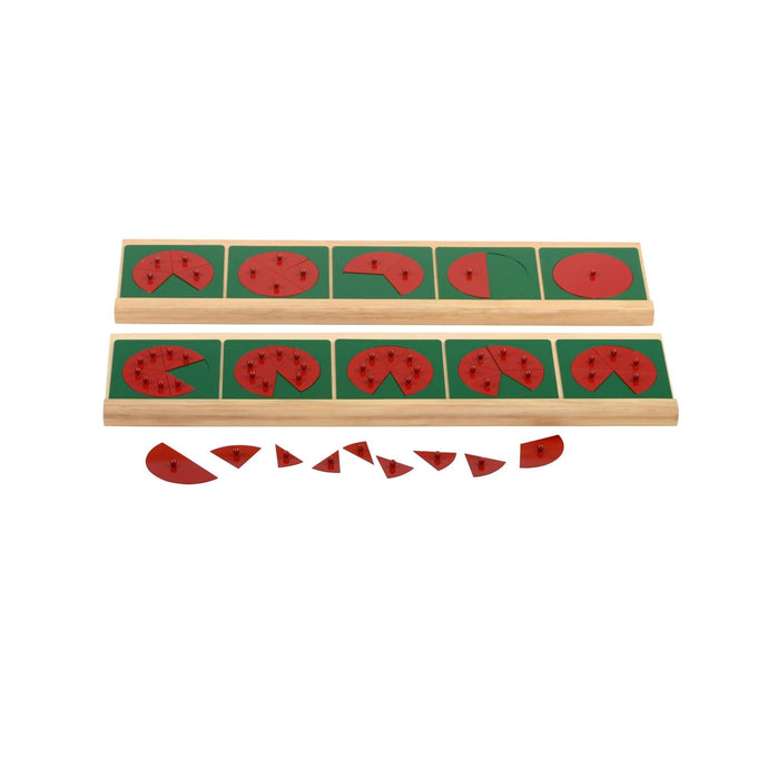Buy HABA Learning Fraction - Circles Montessori Material - GiftWaley.com