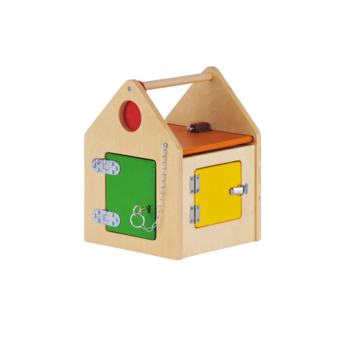 Buy HABA Lock and Learn Wooden Box - GiftWaley.com