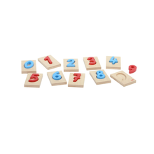 Load image into Gallery viewer, Buy HABA Numeric Wooden Blocks Numbers Learning Set - GiftWaley.com
