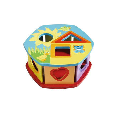 Buy HABA Rotolino Shape Sorting Wooden Learning Box - GiftWaley.com