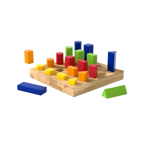 Buy HABA Sorting Shapes and Colours Learning Board - GiftWaley.com