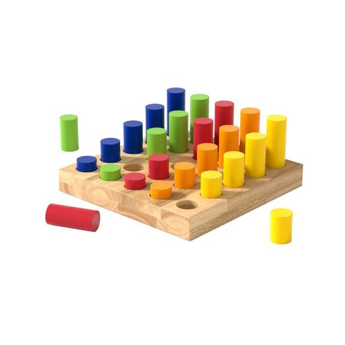 Buy HABA Step by Step Color and Shape Sorting Learning Board - GiftWaley.com