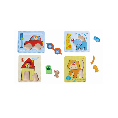 Buy HABA Two Piece Puzzle Game - GiftWaley.com