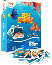 Load image into Gallery viewer, Buy Kaadoo Disney Fish Frenzy Finding Dory Card Game - GiftWaley.com