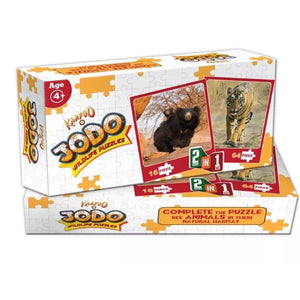 Buy Kaadoo Jodo 2-in-1 Puzzle Game Tiger + Sloth Bear - GiftWaley.com