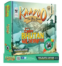 Load image into Gallery viewer, Buy Kaadoo Wild Bhutan Jungle Safari Board game - GiftWaley.com