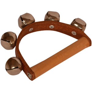 Buy Kidken 5 Bells Wooden Tambourine Musical Toy - GiftWaley.com