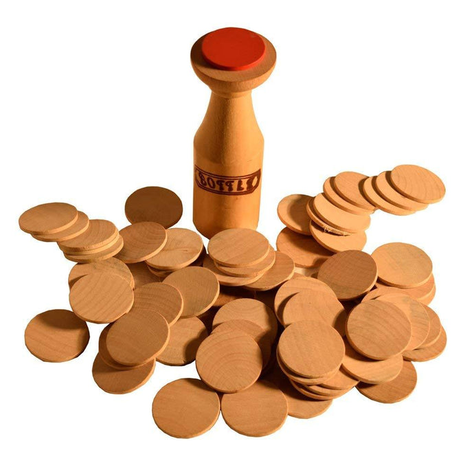 Buy Kidken Bottle Balance Coin Stacking Toy - GiftWaley.com
