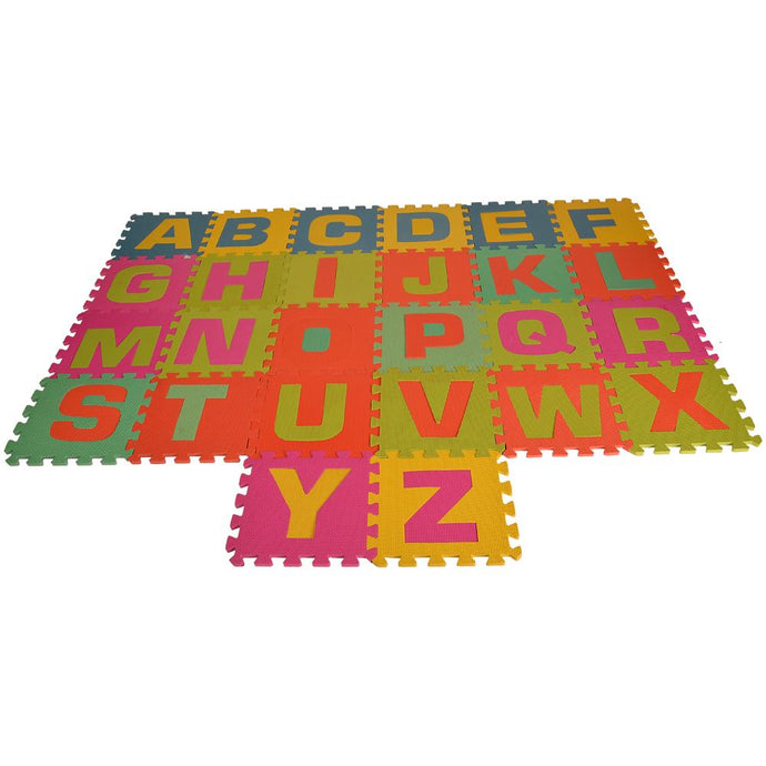 Buy Kidken EVA Alphabet Puzzle A-Z (26pc/Set) - GiftWaley.com