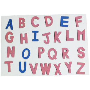 Buy Kidken English Capital Alphabets Learning Cut Out - GiftWaley.com