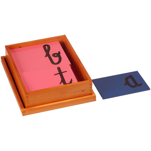 Buy Kidken English Cursive Sandpaper - GiftWaley.com