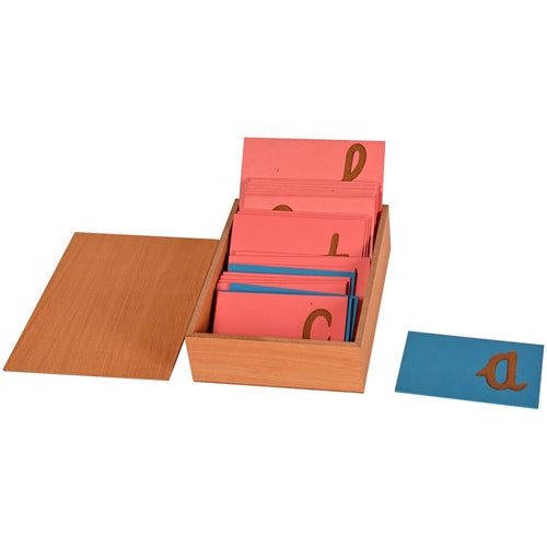 Buy Kidken English Cursive Sandpaper Letters - GiftWaley.com