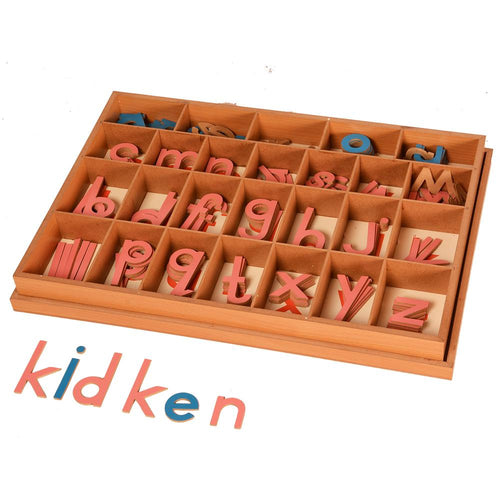 Buy Kidken English Moveable Alphabet Print - GiftWaley.com