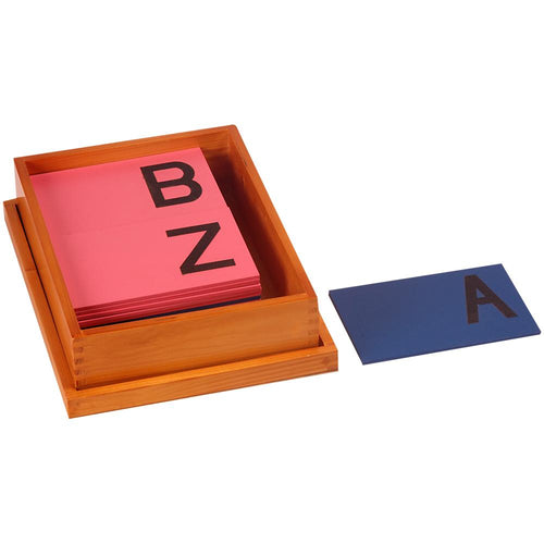Buy Kidken English Sandpaper Capital Letters - GiftWaley.com