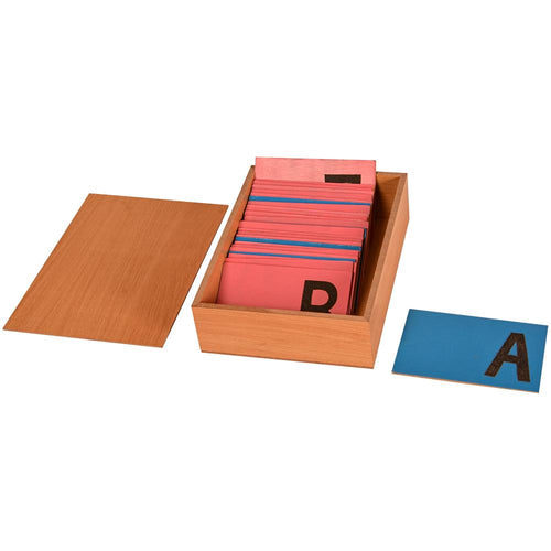 Buy Kidken English Sandpaper Letters Capital - GiftWaley.com