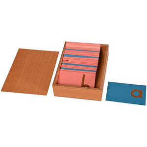 Buy Kidken English Sandpaper Letters Print - GiftWaley.com