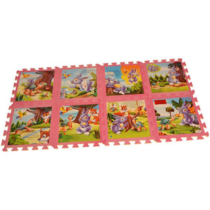 Buy Kidken Eva Animal Story Learning Mat (9pcs) - GiftWaley.com
