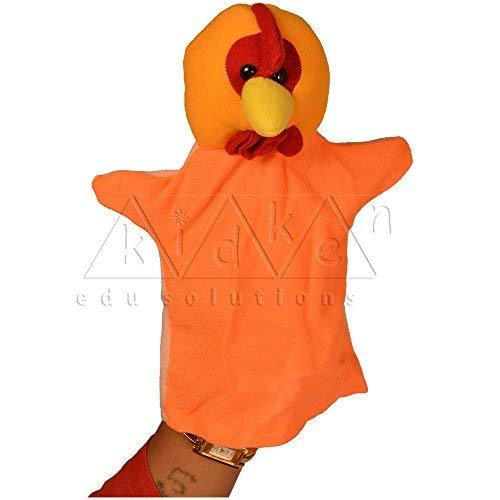 Buy Kidken Hand Glove Puppets Soft Toy - Cock - GiftWaley.com