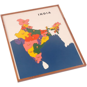 Buy Kidken Mapology of India Learning Board - GiftWaley.com