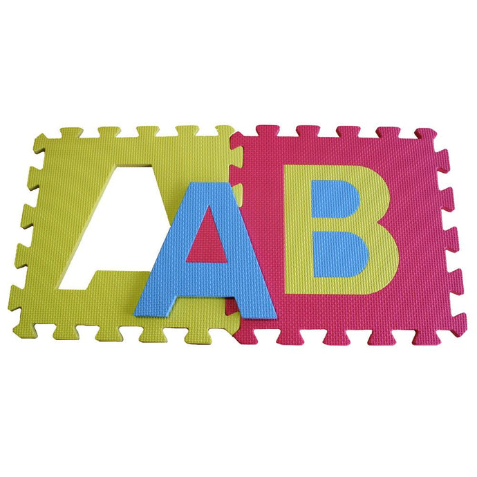 Buy Kidken Mini EVA Alphabet Learning Mat - GiftWaley.com