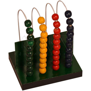 Buy Kidken Montessori Abacus Thousand Learning Board - GiftWaley.com