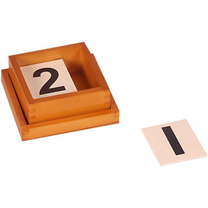 Buy Kidken Montessori Cards for Number Rods Learning Box - GiftWaley.com