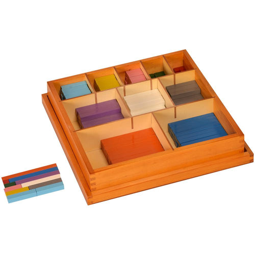 Buy Kidken Montessori Deccanomial Squares Learning Box - GiftWaley.com