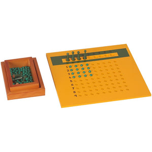 Buy Kidken Montessori Division Learning Board - GiftWaley.com
