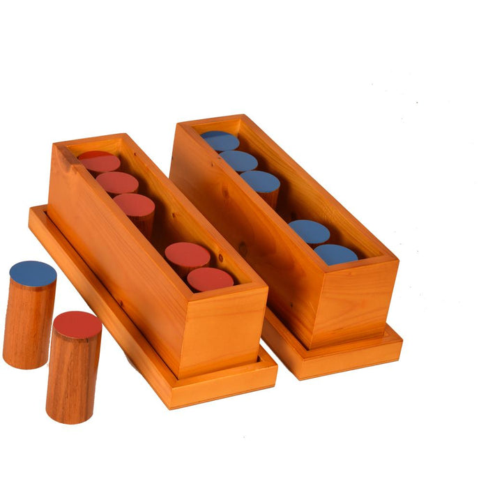Buy Kidken Montessori Educational Sound Wooden Boxes - GiftWaley.com