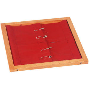 Buy Kidken Montessori Fastening Learning Frames - Safety Pins - GiftWaley.com