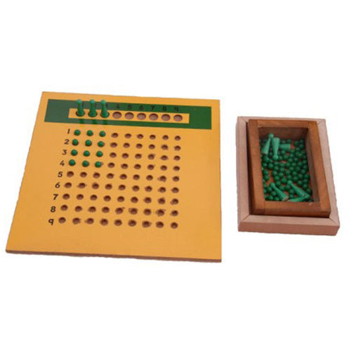 Buy Kidken Montessori Materials Division Learning Board - GiftWaley.com