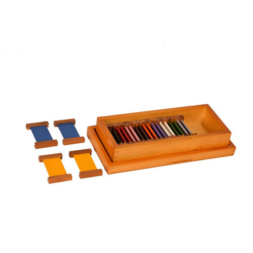 Buy Kidken Montessori Secondary Colour Tablets Box - GiftWaley.com