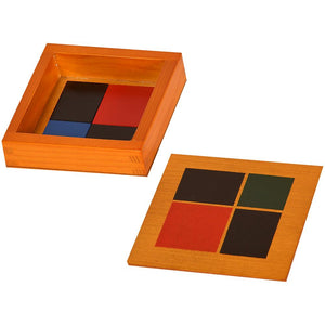 Buy Kidken Montessori Sensorial Binomial Squares Box - GiftWaley.com