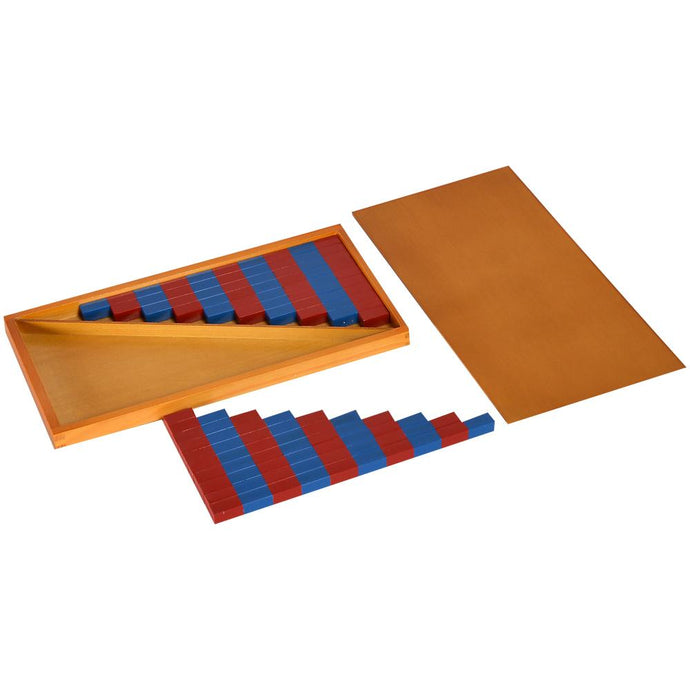 Buy Kidken Montessori Small Number Rods Learning Box - GiftWaley.com