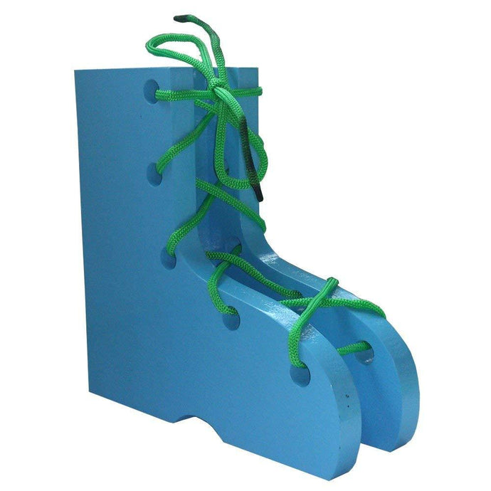 Buy Kidken Montessori Solid Lacing Shoe Activity Toy - GiftWaley.com