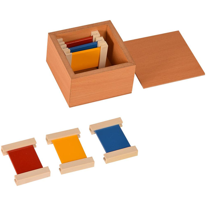 Buy Kidken Primary Wooden Color Tablets Learning Box - GiftWaley.com