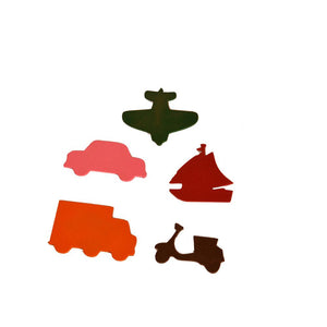 Buy Kidken Transport Learning Stencils - GiftWaley.com