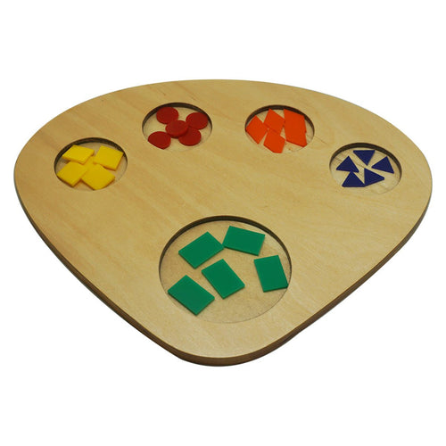 Buy Kido Toys Sorting Tray Montessori Material - GiftWaley.com