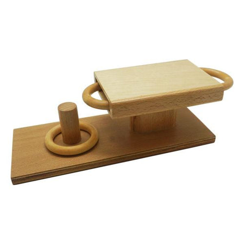 Buy Kido Toys Toddler Box With Sliding Discs Montessori Material - GiftWaley.com