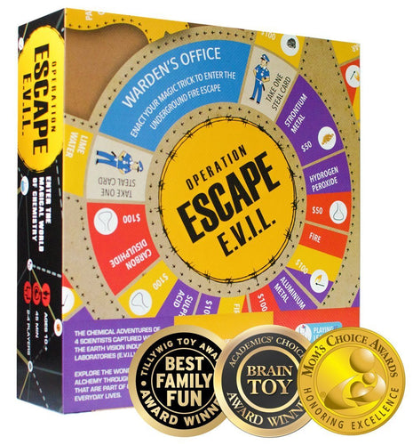 Buy Kitki Escape Evil Board Game - GiftWaley.com