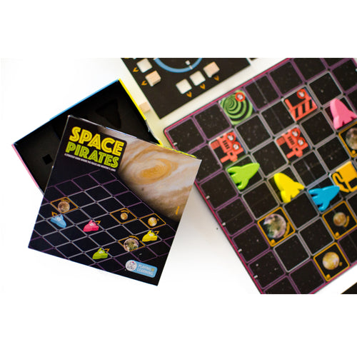 Buy Kitki Space Pirates Fun Science Board Game - GiftWaley.com