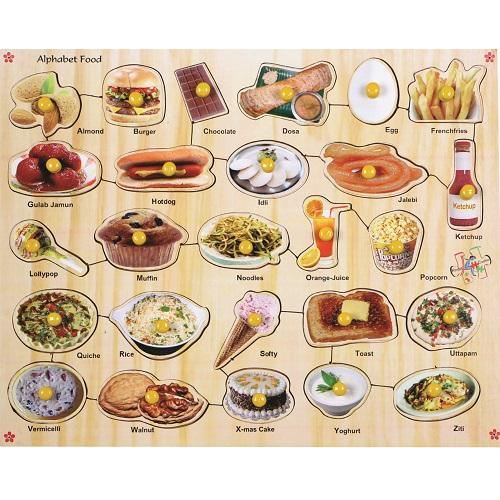 Buy Learners World Alphabet Food Board - GiftWaley.com