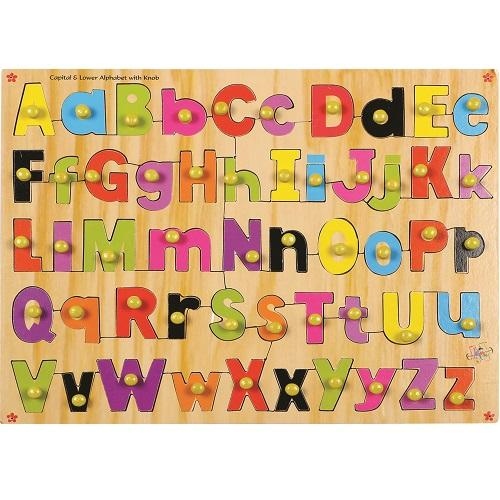 Buy Learners World Alphabet With Capital And Small - GiftWaley.com